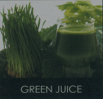 The Omega nc900 will juice leafy greens and wheat grass.