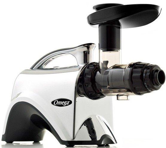 All New Omega Nc900 Horizontal Single Auger Juicer